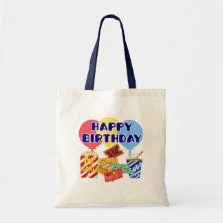 Movie Birthday Tote Bag