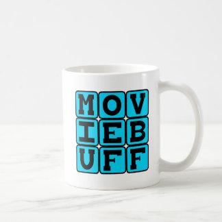 Movie Buff, Knower of Film Trivia Coffee Mug