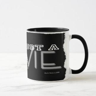 Movie Buff - Not Just A Label - Mug