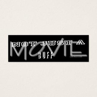 Movie Buff - Social Media Personal Card