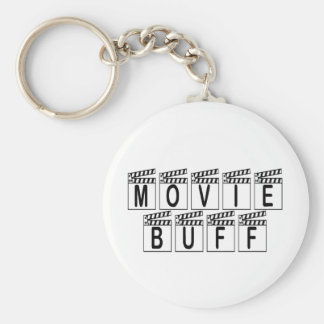 Movie Buff T-shirts and Gifts. Keychain