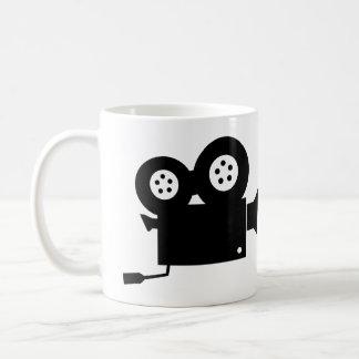 MOVIE CAMERA Classic White Mug