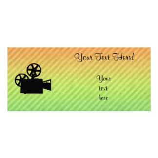 Movie Camera Personalized Rack Card