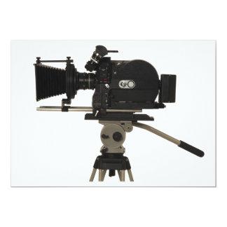 Movie Camera Side Card