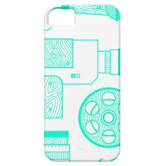 Movie Case iPhone Funda Para iPhone SE/5/5s