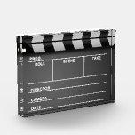 Movie Clapboard Acrylic Award