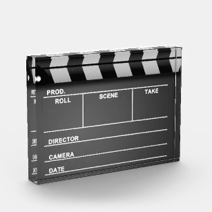 clapboard gifts on zazzle