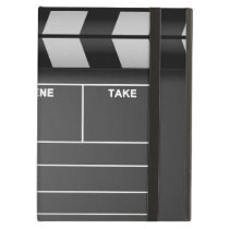 Movie Clapboard iPad Air Case