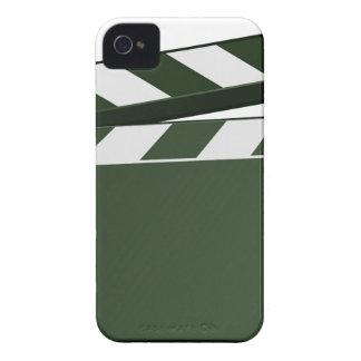 Movie Clapper Board Background iPhone 4 Case