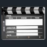 """Movie Clapper Board Dry Erase-Board<br><div class=""""desc"""">Movie Clapper Dry Erase Board</div>"""
