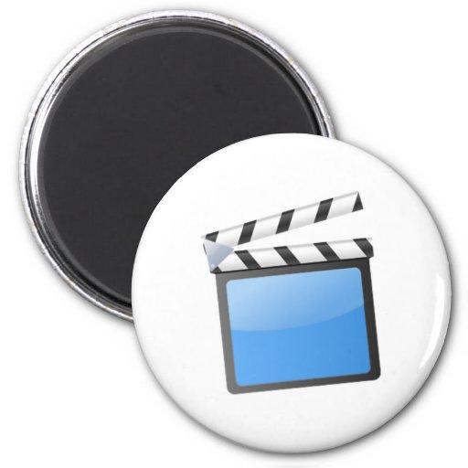 Movie Clapper Board Refrigerator Magnets