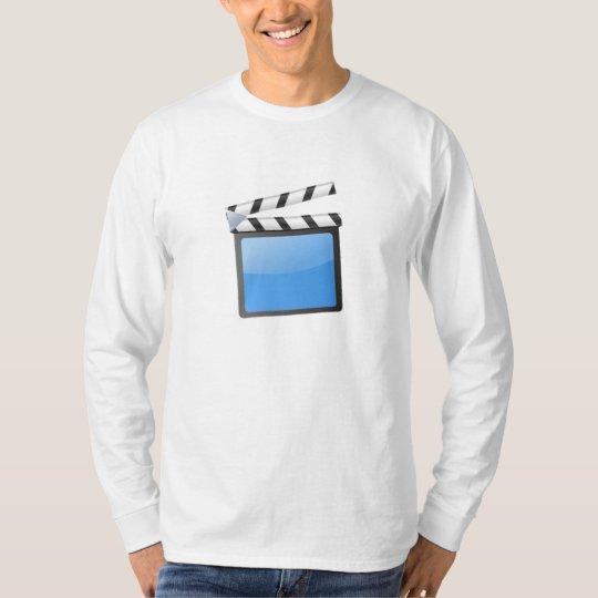Movie Clapper Board T-Shirt