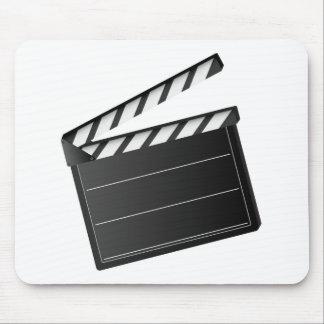 Movie Clapper Mouse Pad