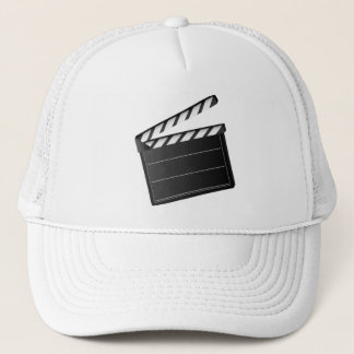 Movie Clapper Trucker Hat