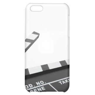 movie clapperboard action iPhone 5C cases