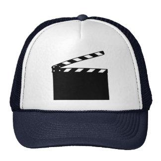 Movie - clapperboard trucker hat