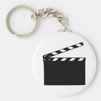 Movie - clapperboard key chains