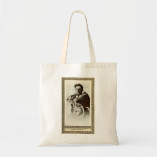 Movie Cowboy G M Anderson Broncho Billy 1910s Canvas Bags