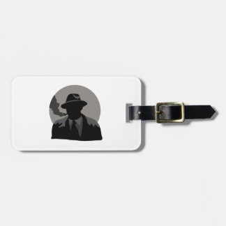 Movie Detective Luggage Tag