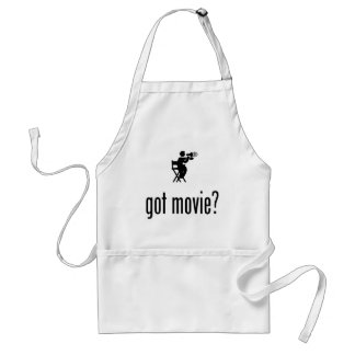 Movie Director Adult Apron