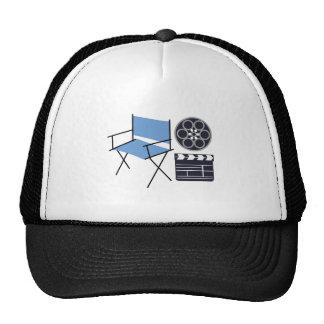 Movie Director Hat