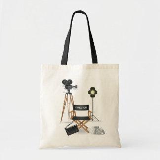 Movie Director Set Tote Bag