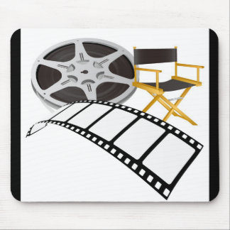 movie equipments mousepad