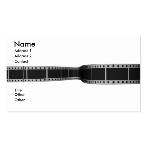 movie_film business card