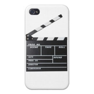 movie film clapperboard iPhone 4/4S covers