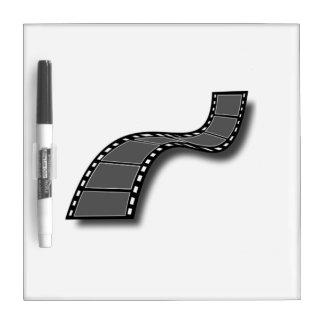 Movie Film Dry-Erase Board