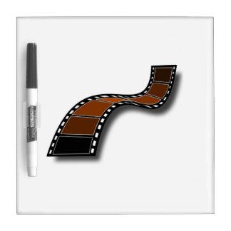 Movie Film Dry-Erase Boards