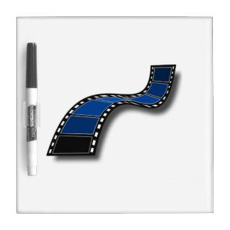 Movie Film Dry Erase Boards