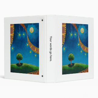 Movie film photography art fun landscape painting binder