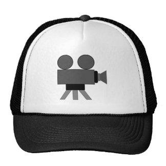 Movie Film Projector Mesh Hats