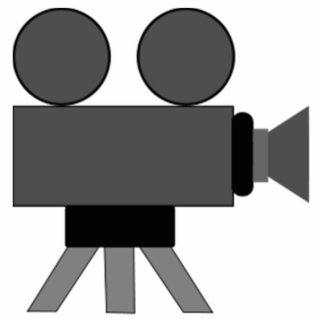 Movie Film Projector Statuette