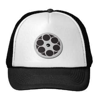 Movie Film Reel Trucker Hat