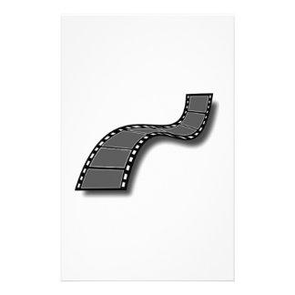 Movie Film Stationery Design
