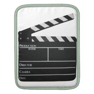 Movie Filmmaker Slate iPad Computer Sleeve cover iPad Sleeves
