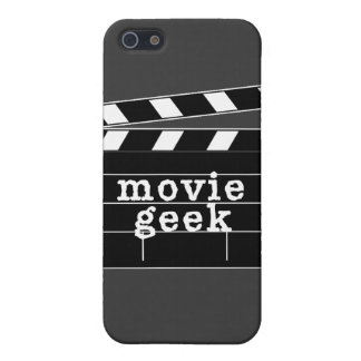 Movie Geek with Clapboard Covers For iPhone 5