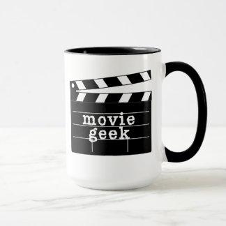 Movie Geek with Clapboard Mug