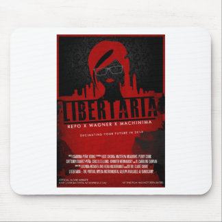 Movie Gifts from Libertaria Mouse Pad
