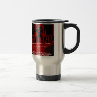 Movie Gifts from Libertaria 15 Oz Stainless Steel Travel Mug