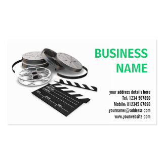 Movie Items Business Card