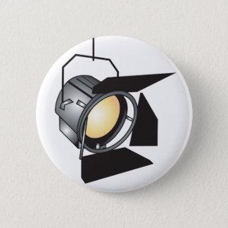 Movie Light Pinback Button