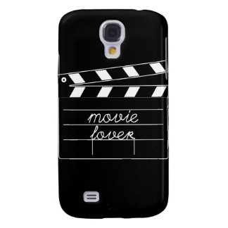 Movie Lover Tshirt Galaxy S4 Case