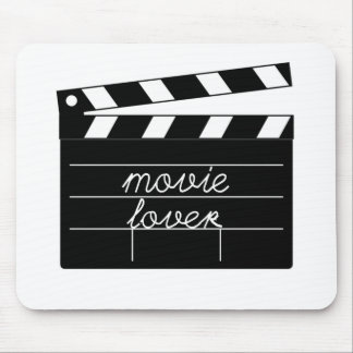 Movie Lover Tshirt Mouse Pad