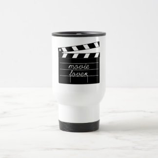 Movie Lover Tshirt Travel Mug