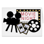 Movie Lovers Card-All Occasion