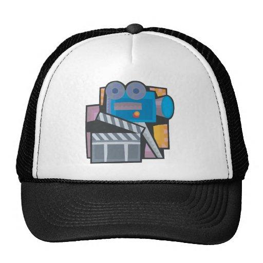 Movie Making Hats