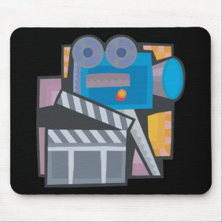 Movie Making Mouse Pad